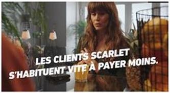 Les clients Scarlet s habituent vite a payer moins