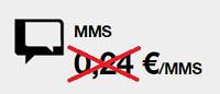 MMS gratuits Orange Belgique 200