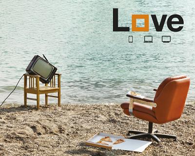 Orange TV App a la plage 400