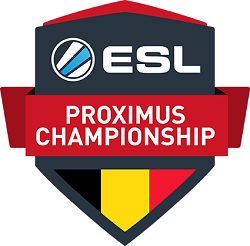 Proximus esport competition 250