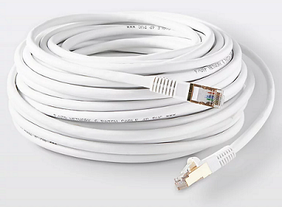 Cable ethernet rj45