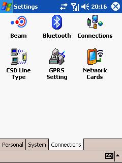 Connectivite
