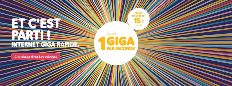 Internet telenet giga speed boost 1 Gbps