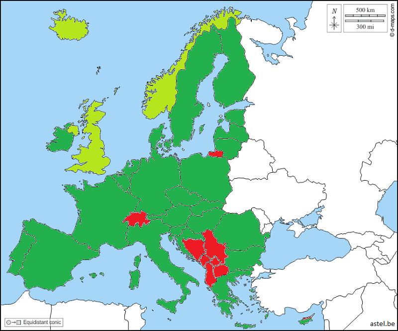 Roaming europe carte 2021 copyright astel 2