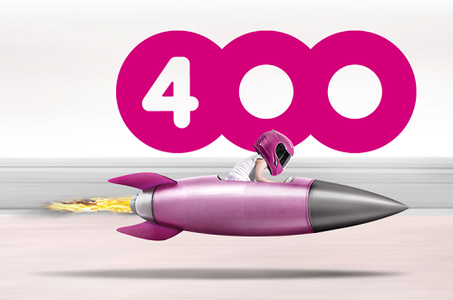 Voo vitesse internet 400