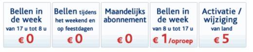 Prijzen bgc ht marokko nl