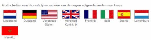 Vlaggen nl