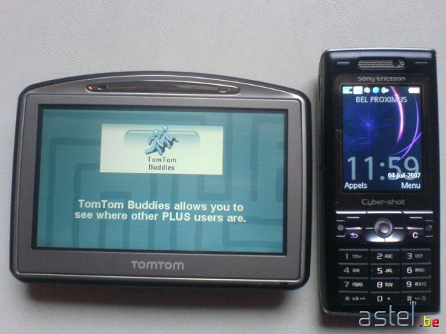TomTom GO 720