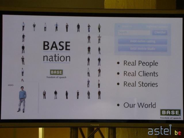 10 ans de BASE / KPN