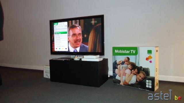 Mobistar TV