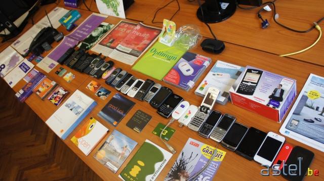 20 ans GSM en Belgique