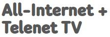 All-Internet illimité + Speedboost 1Gbps + application TV flow (pas de décodeur)