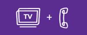 TV + Bellen