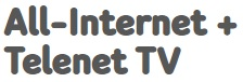 All-Internet onbeperkt 300Mbps + applicatie TV flow (geen decoder)